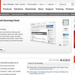 oraclesocialsourcing